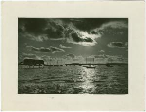 Sunset on San Diego Bay, Point... Digital ID: 1640897. New York Public Library