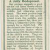 A jolly bedspread.