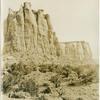 Unknown rock formation in Colorado]