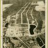 Aerial view of Pinelake, West Islip, Long Island