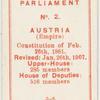Houses of Parliament - Austria.