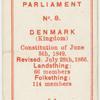 Houses of Parliament - Denmark.