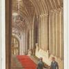 Staircase to the Royal Gallery, House of Lords.