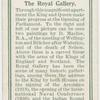 The Royal Gallery.