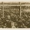 [Motor factory machine shop.]