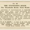 The standards room.