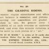 The grading rooms.