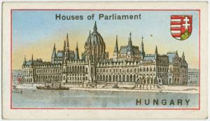 Houses of Parliament - Hungary.