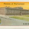 Houses of Parliament - Sweden.