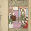 Muhammad's wife 'Â'ishah gives her husband information on people with communicable diseases.