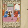 'Abbâs, Muhammad's uncle, asks Abû Lahab to provide Muhammad with funds so that he can marry.