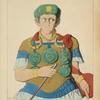 M. Coaelius Lembonius, centurion légionnaire (bas-relief du Musee de Bonn) Dessin inédit.
