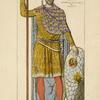 Valentinien III Empereur d'Occident 450-55. Ivoire de La Cathed[rale] de Monza.