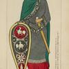 Chef Francais commencement du XIIe s[iecle], miniatures de la Bible de St. Martial de Limoges, a la Biblioteque Imp[eriale.]