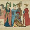Dames Toscanes, et Venitienne. 1460-80. Peintures inédits des bibliotheques de Trieste, Venise etc. Elisabeth Freschi 1464.