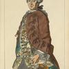 Jean Sigismond Pfinzing, conseiller d'etat de l'imperatrice d'Allemagne. 1763. D'ap[rès] une gravure de Wirsing.