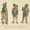 Patriotes Tyroliens. Guerre de 1796-97. Noble. Paysans.
