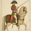 Bonaparte premier consul. 1800-02.  Dessiné d'après nature, par Chataignier.