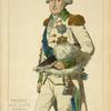 Frédéric Auguste, premier roi de Saxe (1811). D'ap[rès] F. Gérard. XIXe siècle, Allemagne.