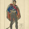 Le maréchal prince de Poniatowski. 1813. D'après Aubry.
