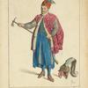 Nicolas Zriny, défenseur de Szigeth (1566) (Schrenck, augustissimorum imperatorum etc.) XVIe siècle, costumes nationaux, hommes, Hongrie.