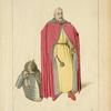 Jean Zamoyski, grand chancellier 1590. (Schrenck, augustissimorum imperatorum etc.) XVI siècle, costumes nationaux, hommes, Pologne.