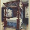 The littlecote bedstead. The property of Vincent Robinson, Esquire, F. S. A., Parnham, Dorset.