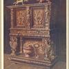 Carved bourgouignon credenze. Donation Sauvegeot, Musée du Louvre, Paris, ca. 1550-1575.