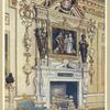 Chimneypiece in the double cube room, Wilton House. By permission of the Earl of Pembroke and Montgomery.
