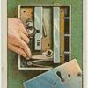 Reparing a lock.