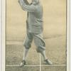 Arthur G. Havers: top of swing for full shot with driving iron.