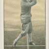Arthur G. Havers: finishing of swing for full shot with driving iron.