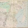Plate 18, Part of Wards 4 & 5: [Map bound by Clarke Ave, Emmet Ave, Maple Ave, Lower Bay, Seaside Ave, Bridge Ave, Fresh Hills Road; Property of South New York Villa Site Co. - 1st St, Cortel You Ave, Fresh Kill Road, Richmond Ave, 21st St, Thompson Ave]