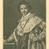 Ludwig I, King of Bavaria.