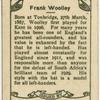 Frank Woolley.