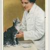 Mrs. Florence Bell, head nurse, Royal Veterinary College.