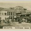 Calcutta, Harrison Road.