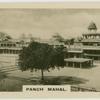 Agra, Fatehpur Sikri, Panch Mahel.
