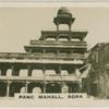 Panc Mahall, Agra.