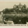Dattia, Bir Singh Diva's Palace.
