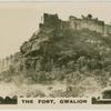 Gwalior.  The Fort.