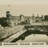 Gwalior.  Shajahani Palace.