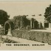Gwalior, The Residency.