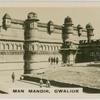 Gwalior. Man Mandir.