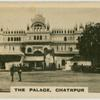 Chatrpur.  The Palace.