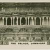 Jamnagar.  The Palace.