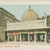 Nizam-ud-din's tomb.