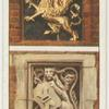 Emblems of Gray's Inn and Lincoln's Inn.