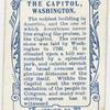 The Capitol, Washington.