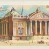 The Bourse, Brussels.
